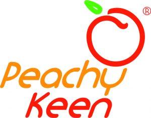 PeachyKeen Logo