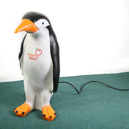 Penguins in the Park for West Lothian Council