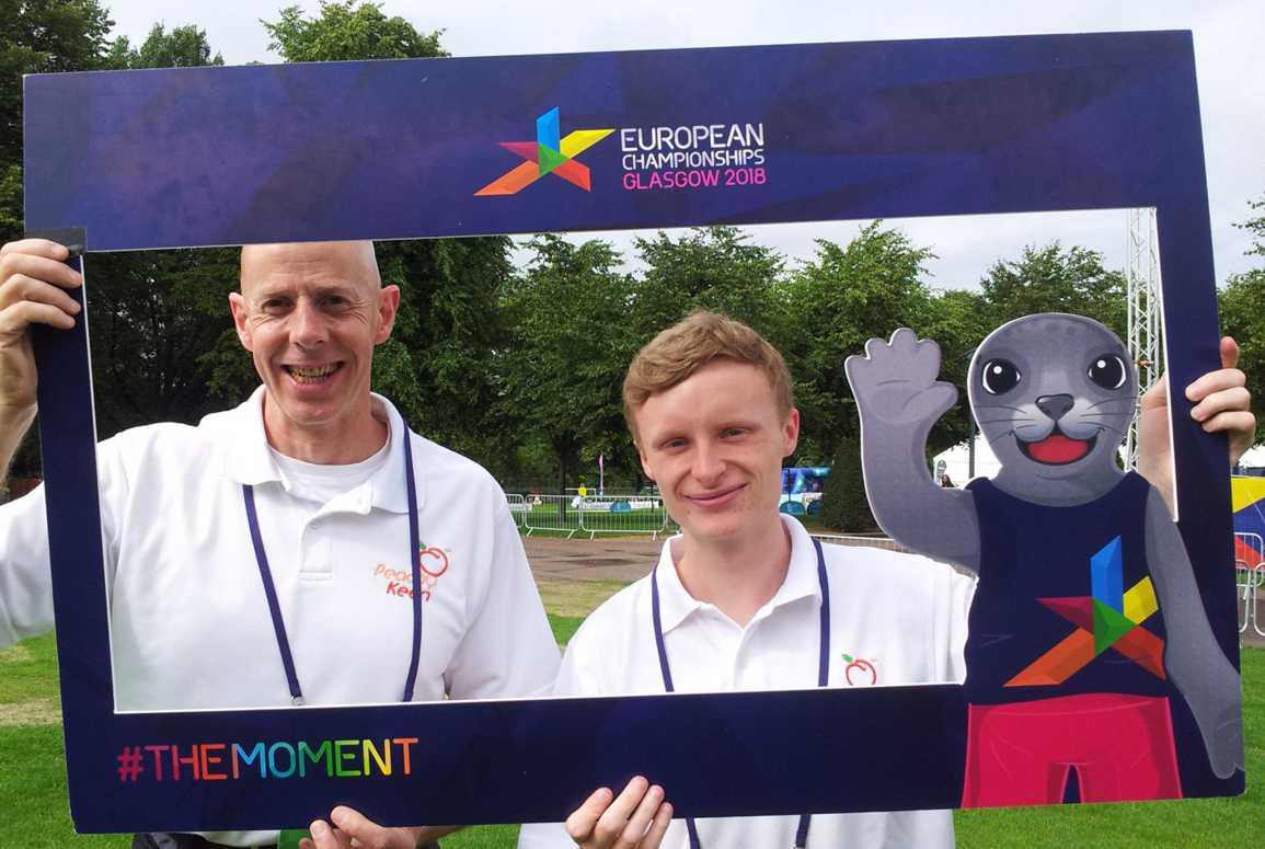 Glasgow 2018 – European Championships